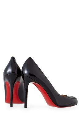 Туфли из лакированной кожи Simple Pump 100 Christian Louboutin 10623148