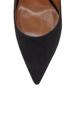 Замшевые туфли Forever Marilyn 105 Aquazzura 97538621