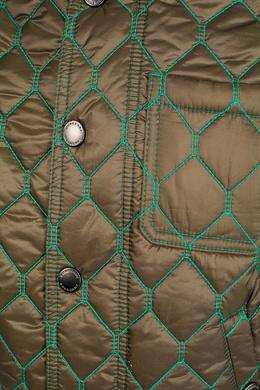 Стеганая куртка Burberry Kids 125345990