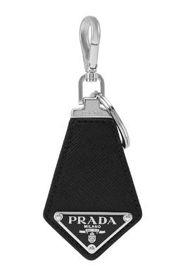 Кожаный брелок Prada 4051568