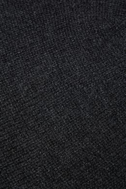Серая кашемировая шапка Canali 179365620