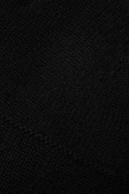 Черная кашемировая шапка Canali 179365622