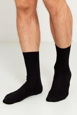 Черные носки из хлопка Artioli 167473412