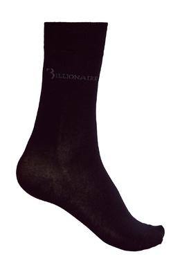 Черные носки из хлопка Billionaire 166871951