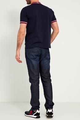 Синие джинсы Fendi 163283683