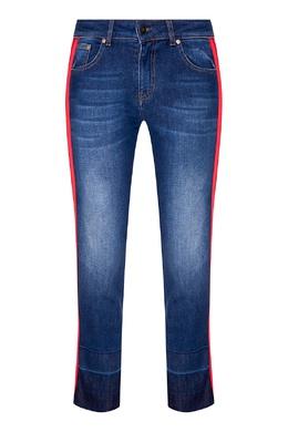 Синие джинсы с лампасами Essentiel Antwerp 75485561