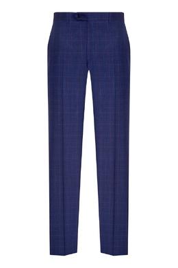 Синий костюм-двойка Canali 179387025