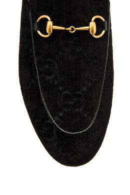 Черные слиперы Princetown GG Gucci 47089911