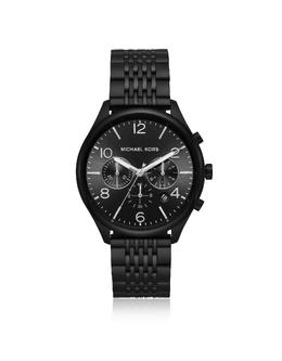 Merrick - Часы Хронограф с Черным Покрытием Michael Kors MK8640