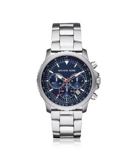 Theroux - Мужские Часы Хронограф из Нержавеющей Стали Michael Kors MK8641