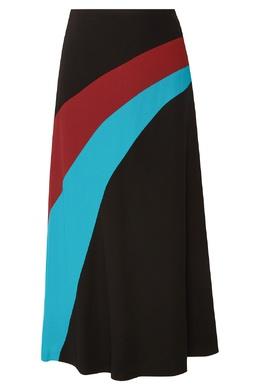 Трехцветная юбка Dries Van Noten 152599469