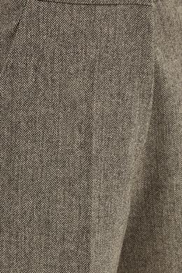 Короткие серые шорты Alexander Terekhov 7494783