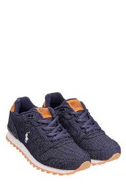 Джинсовые кроссовки Ralph Lauren Kids 125295246