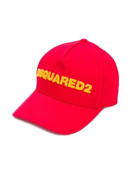 Dsquared2 Kids - logo baseball cap 38ID66I8930360690000