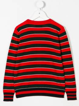 Gucci Kids striped cardigan 522215X9T92