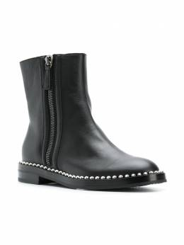 Casadei - studded sole ankle boots 65L6069Y593936556580