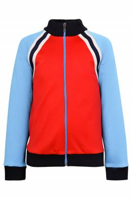 Олимпийка с цветными блоками Gucci Kids 1256102254