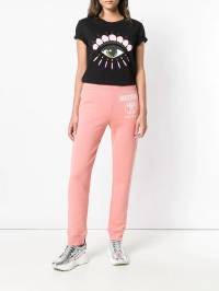 Moschino - logo track trousers 95550393909385000000