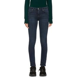 Acne Studios Indigo Bla Konst Climb Jeans 30D183-100