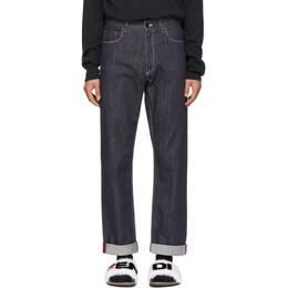 Fendi Indigo Fendi Mania Jeans 191693M18600102GB