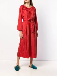 Forte Forte - belted wide leg trousers 9BISMYPANTS930655500