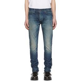 John Elliott Blue The Cast 2 Jeans 191761M18600502GB