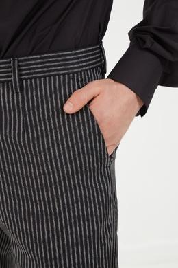 Брюки в полоску Dolce&Gabbana 599101336