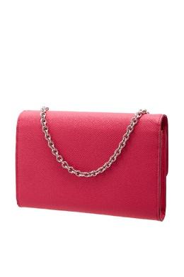Розовый клатч с кристаллами Dolce&Gabbana 599101191
