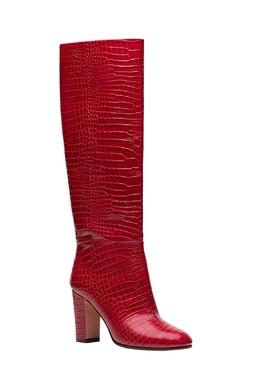 Красные сапоги Brera Boot 85 Aquazzura 975103311