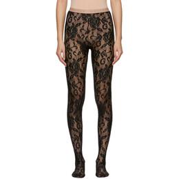 Gucci Black Lace Tights 191451F07602201GB