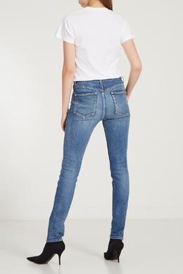 Хлопковая футболка BB Mode Balenciaga 397104590
