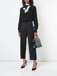 Givenchy - side striped trousers 66Q96EA9096650600000