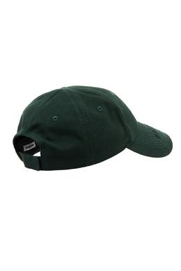 Темно-зеленая кепка с логотипом Balenciaga 397106128