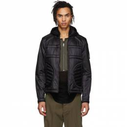 Moncler Genius 5 Moncler Craig Green Black Down Apex Jacket 191171M18001001GB