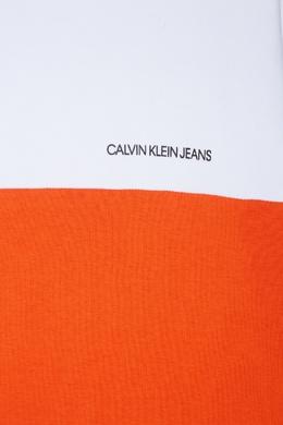 Трехцветный свитшот Calvin Klein Kids 2815109030