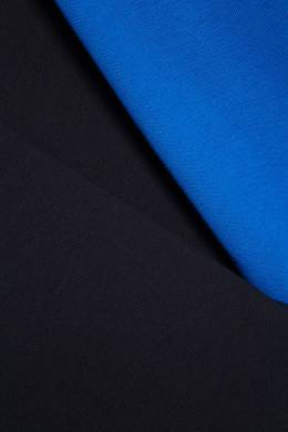 Черно-синий свитшот Calvin Klein Kids 2815109042