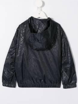 Emporio Armani Kids - куртка с капюшоном и логотипом BJ95NHUZ936568990000