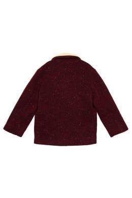 Двубортное вязаное пальто #MumOfSix 2642110952