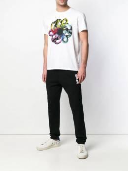 Just Cavalli - футболка с принтом змей GC6593N0666393336399