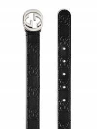 Gucci Kids - Children's Gucci Signature belt 395CWC6N930083890000