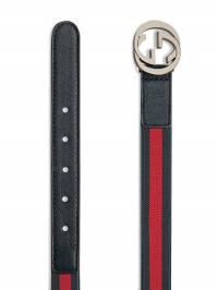 Gucci Kids - Children's Web belt 955HAEEJ930083800000