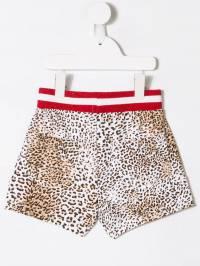Monnalisa - шорты с леопардовым принтом 59936509368953500000