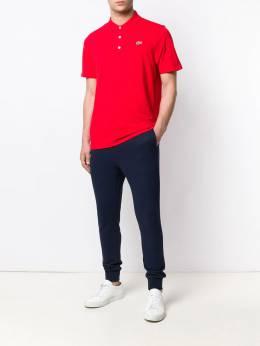 Lacoste рубашка-поло с вышитым логотипом L123000