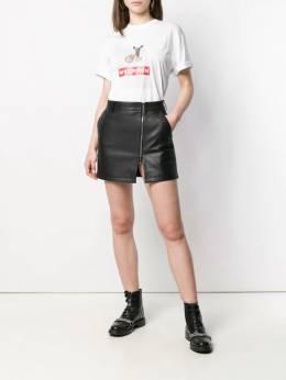Burberry - футболка с принтом Montage 36659383883500000000