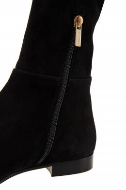 Черные замшевые сапоги Myren Jimmy Choo 25116658