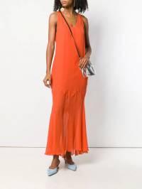A.N.G.E.L.O. Vintage Cult - платье 1990-х годов с асимметричным подолом 356L9338635600000000