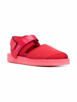 Suicoke - сандалии с закрытым носком 39V90690599000000000