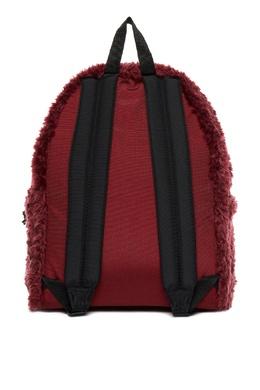 Пушистый бордовый рюкзак Eastpak 2760118317