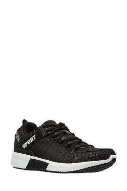 Черные кроссовки с отделкой Plein Sport 1954118909