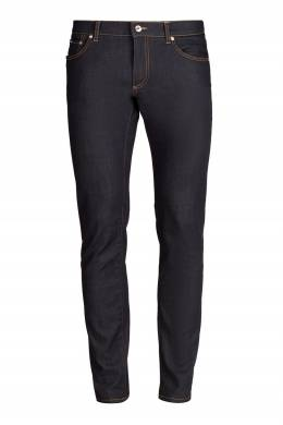 Темно-синие джинсы из стретч-денима Dolce&Gabbana 599119546